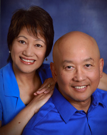 Levi and Diane Velasco