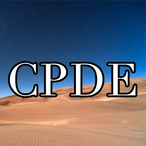 CPDE